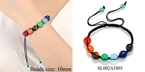 Energy Yoga Reiki 7 Chakra Bracelet - Superdeals-Cart