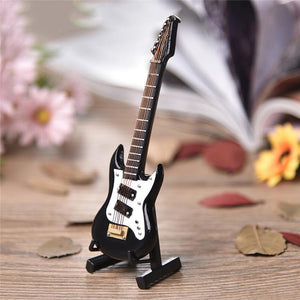 High-end Mini Instrument Exquisite Guitar Violin Saxophone - Superdeals-Cart