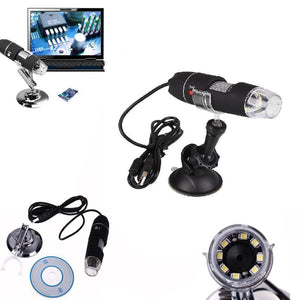 1000X Zoom USB Microscope Camera - Superdeals-Cart