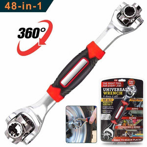 48-In-1 Universal Tiger Wrench