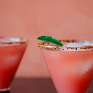 5 Reasons to Eat More Watermelon + Molé Melon Cooler