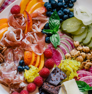 Tips for creating a party worthy snack board