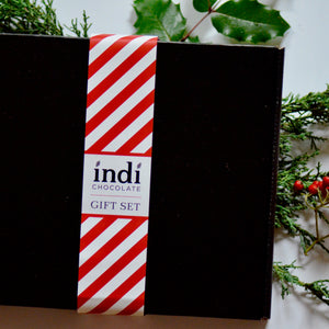 Let indi chocolate take care of your gift giving needs including custom hand written cards through delivery of chocolate and more. Give the gift of experience too with classes and events