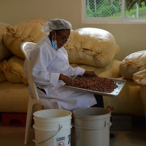 Woman Chocolate Makers