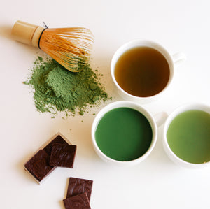 Chocolate & Matcha Pairing