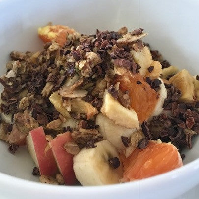 Orange Tea Granola