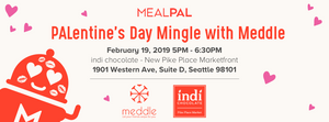 Palentine's Day -- Sip, Nibble and Raffle Too