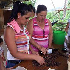 Motorcycle Chocolate Making - The Chocolate Refiner goes to Costa Rica