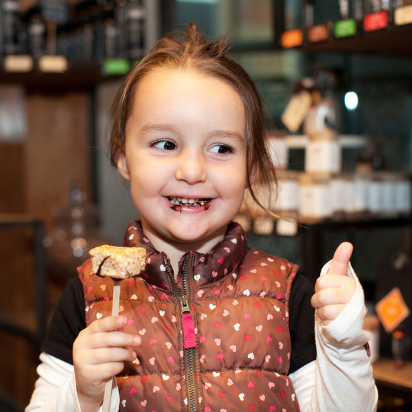Chocolate Class for Youngsters