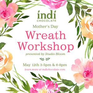 Mother's Day Wreath Making Workshop