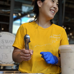 Celebrate National Ice Cream day with indi chocolate and Sweet Alchemy Ice Creamery pop-up in Pike Place Market. Come meet the makers and see how these two women owned small businesses collaborate in a delicious new way, Molé Rum Raisin Ice Cream! Enjoy!