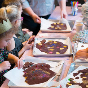 Birthday Parties at indi chocolate!