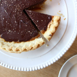 Cooking with Cannabis: Chocolate Molé Caramel Tart