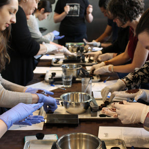 indi chocolate truffle class is great as a date, gift certificate, team building activity. or private event.