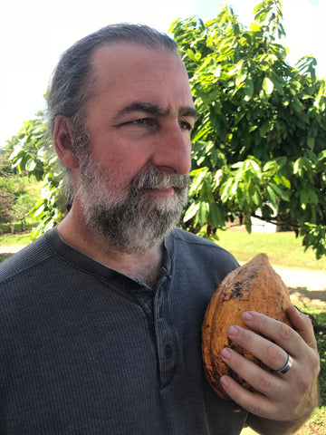 Join John Nanci of Chocolate Alchemy to Roast Cacao at indi chocolate