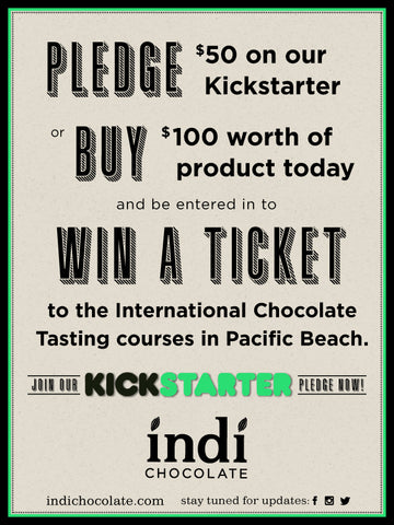 indi chocolate giveaway