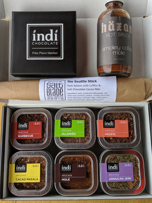 Gift Set - The Savory Side of Chocolate