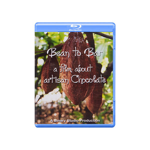 Documentary Film: Bean To Bar (choose DVD or Blu-Ray) - indi chocolate
