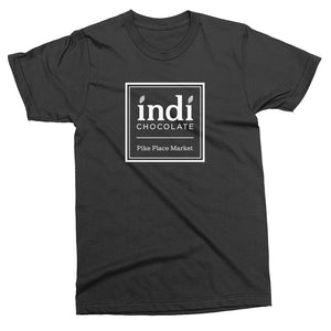 indi chocolate t-shirt - indi chocolate