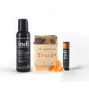 Chocolate Body Care Gift Set
