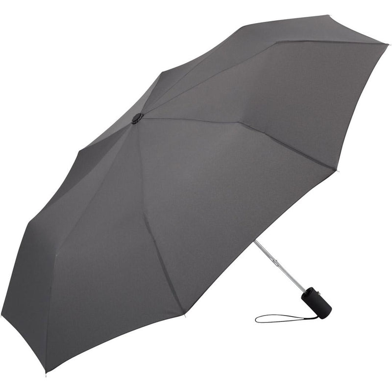 FARE Eaton Auto Open Folding Umbrella - Grey