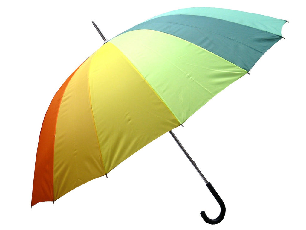 Doppler Derby 16 Rib Rainbow Golf Umbrella