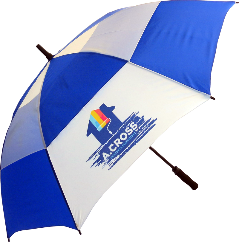 AutoVent Golf Umbrella - Advertising Umbrella in Various Colourways