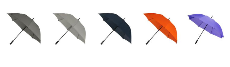 BudgetStorm Plus Golf Umbrella - Promotional Umbrella in Various Colourways