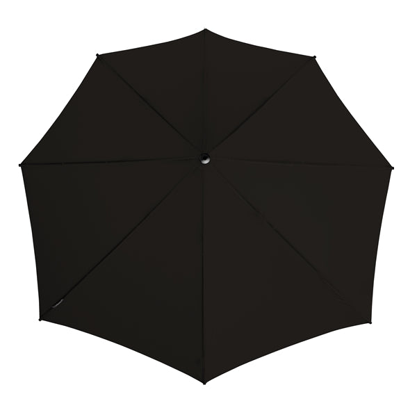 STORMaxi® Storm Umbrella Special Edition Black with Orange Highlights