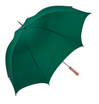 The Adhara Double Ribbed Golf Umbrella - Green
