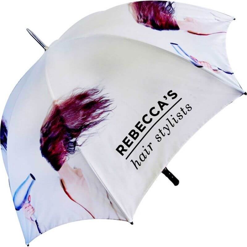 Bedford Golf Umbrella - Fully Bespoke Advertising Umbrella