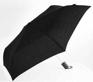 The Mistral Black Auto Umbrella