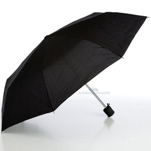 Susino Black Supermini Budget Folding Umbrella