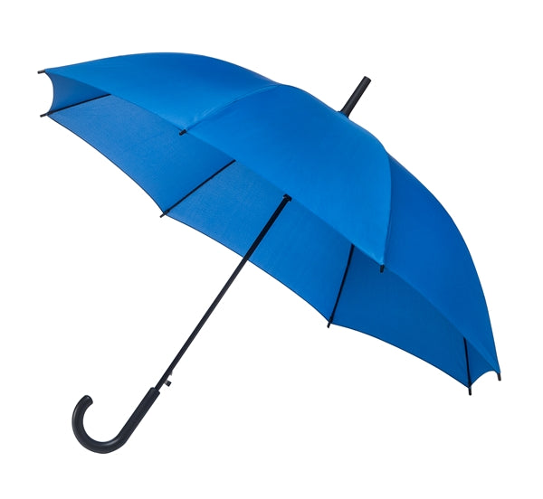 The Atria Automatic Walking Umbrella - Euro Blue