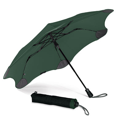 Blunt XS Metro Auto Open Folding Umbrella - Forest Green