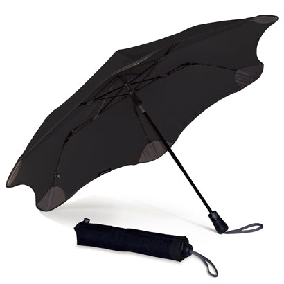 Blunt XS Metro Auto open folding umbrella - Black