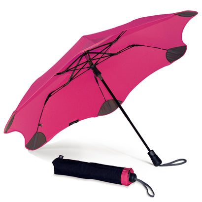 Blunt XS Metro Auto Open Folding Umbrella - Pink