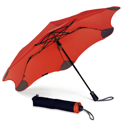 Blunt XS Metro Auto Open Folding Umbrella - Red