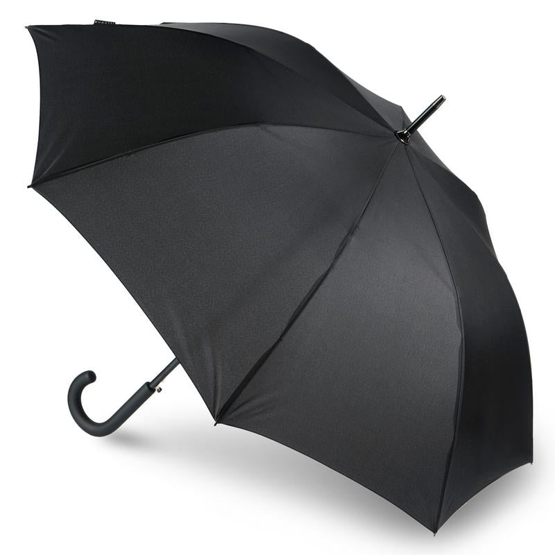 Bugatti Buddy Long Automatic Umbrella - Black