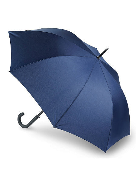 Bugatti Buddy Long Automatic Umbrella - Navy