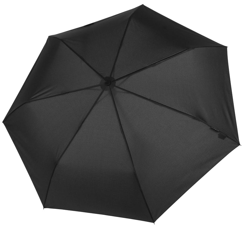 Bugatti Buddy Magic Duo AOC Folding Umbrella - Black