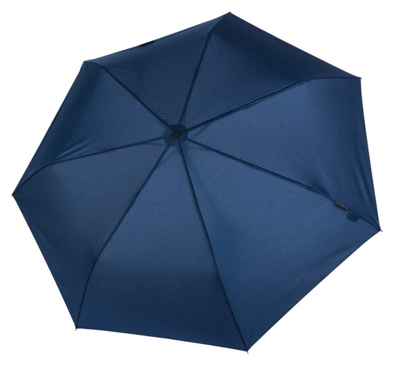 Bugatti Buddy Magic Duo AOC Folding Umbrella - Navy