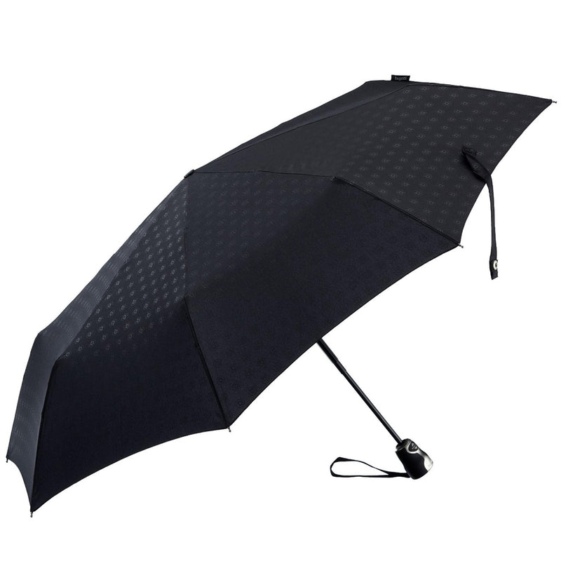 Bugatti Gran Turismo Automatic Folding Umbrella - Black Logo