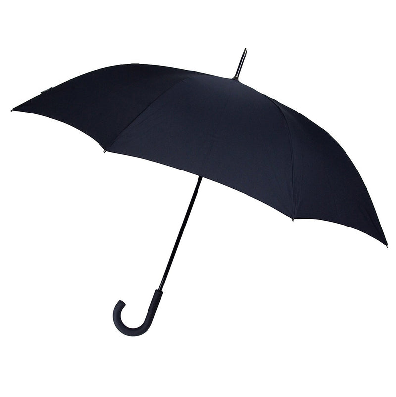 Bugatti Sport AC Auto Windproof Walking Umbrella - Black