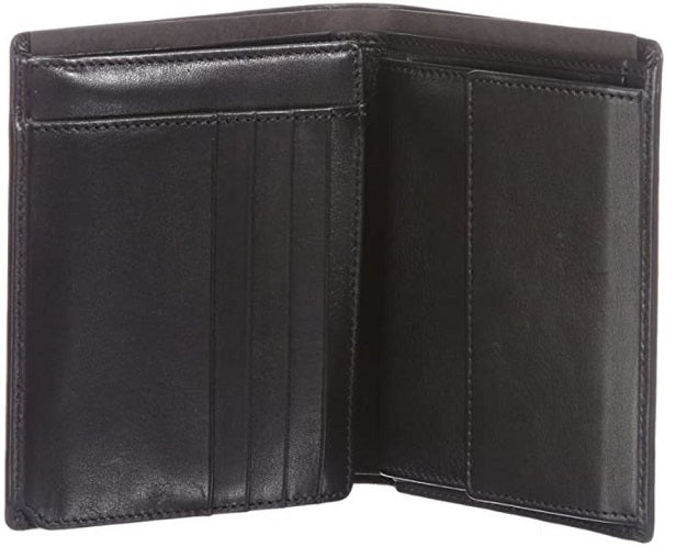 Bugatti Basic Line Gents Black Leather Wallet