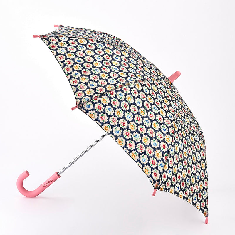 Cath Kidston Junior Umbrella - Provence Rose Junior