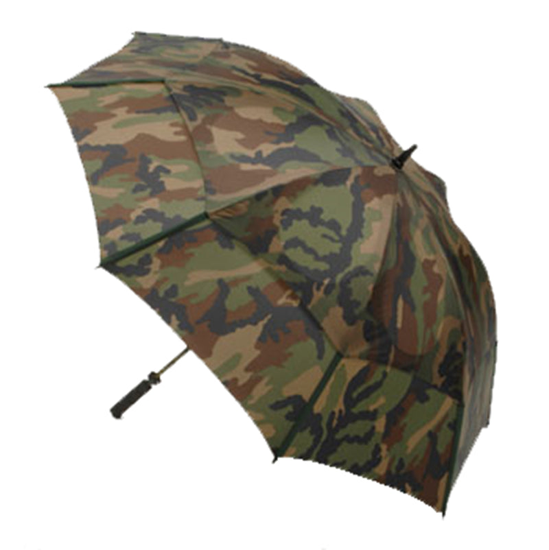 "GustBuster Golf Umbrella Pro Series 62"" Camouflage"