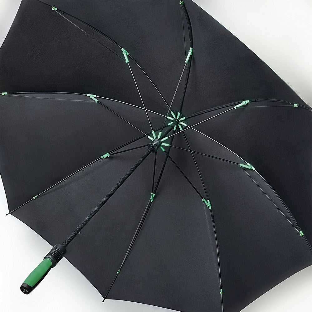 Fulton Performance 'Cyclone' Golf Umbrella - Black