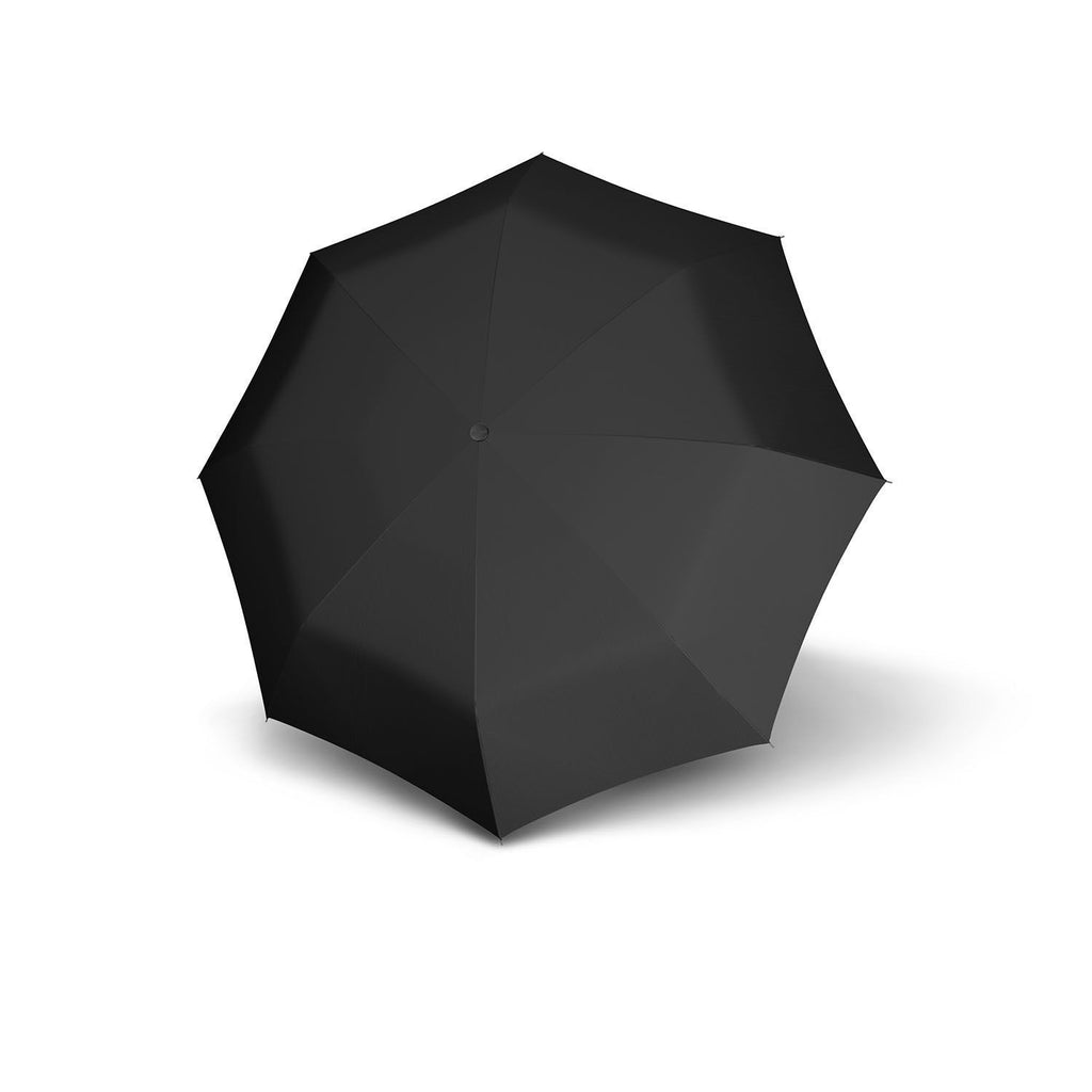 Doppler Carbon Components Magic Mini Big AOC Folding Umbrella - Black