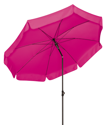 Doppler 'Sunline 3' 150 UV 50+Protection 1.5 Metre Parasol - Fantastic Range of Colours